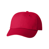 Blank Brushed Twill Cap Adjustable Velcro