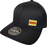 Viet Nam Cap Flex Fit FLS Black