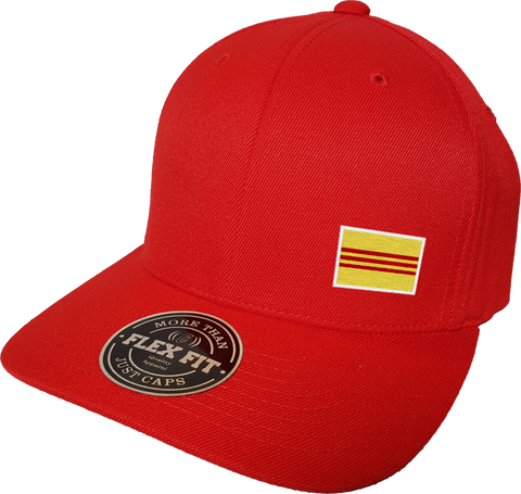 Viet Nam Cap Flex Fit FLS Red