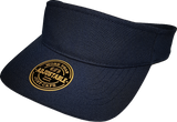 Premium Visor Blank Adjustable Flex Navy