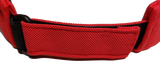 Premium Visor Blank Adjustable Flex Red