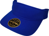 Premium Visor Blank Adjustable Flex Royal