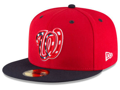 Washington Nationals Fitted Alt 3