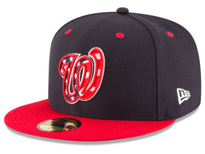 Washington Nationals Fitted Alt 4
