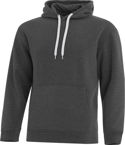 ATC™ ESACTIVE® CORE HOODED SWEATSHIRT CHARCOAL HEATHER