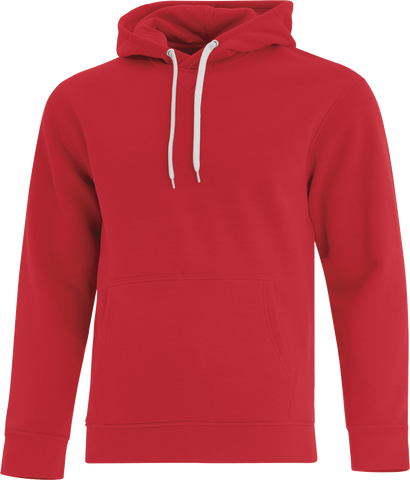 ATC™ ESACTIVE® CORE HOODED SWEATSHIRT RED