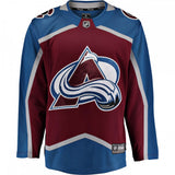 Colorado Avalanche Breakaway Jersey Home