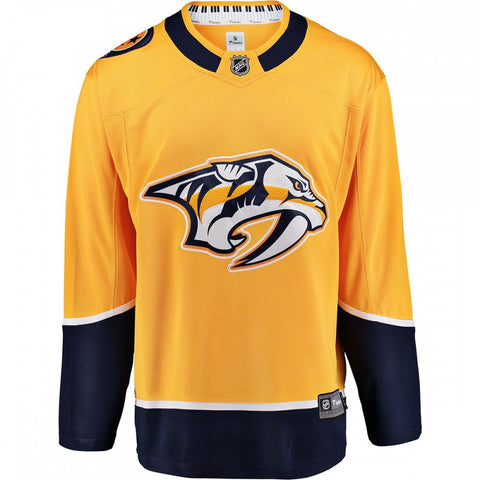 Nashville Predators Breakaway Jersey Home