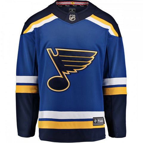 St. Louis Blues Breakaway Jersey Home