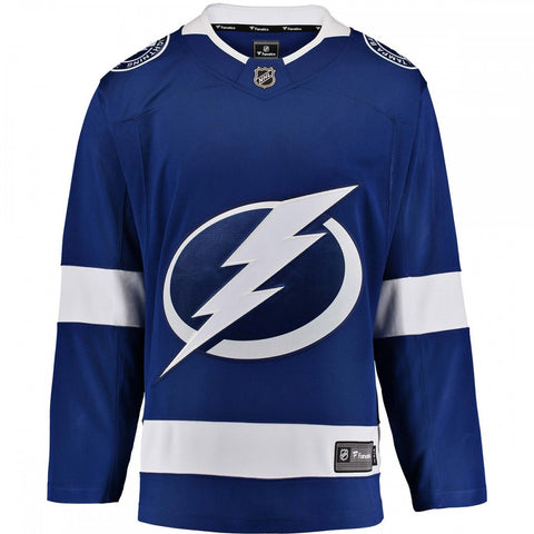 Tampa Bay Lightning Breakaway Jersey Home