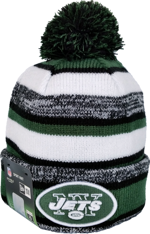 premium selection 7b6e0 40457 New York Jets Sideline Knit Hat – More Than Just Caps Clubhouse