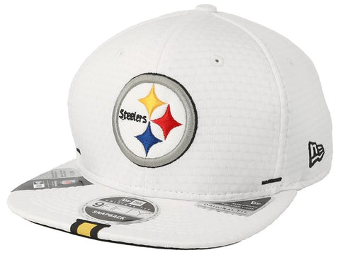Pittsburgh Steelers NFL Training Camp White Snapback