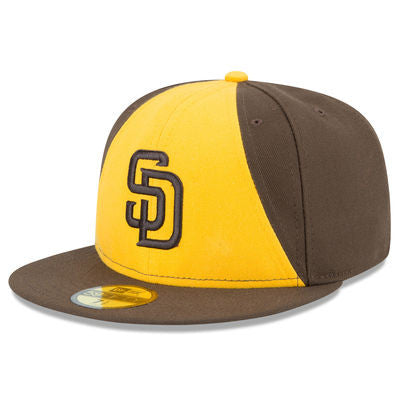 San Diego Padres Fitted Alt 2