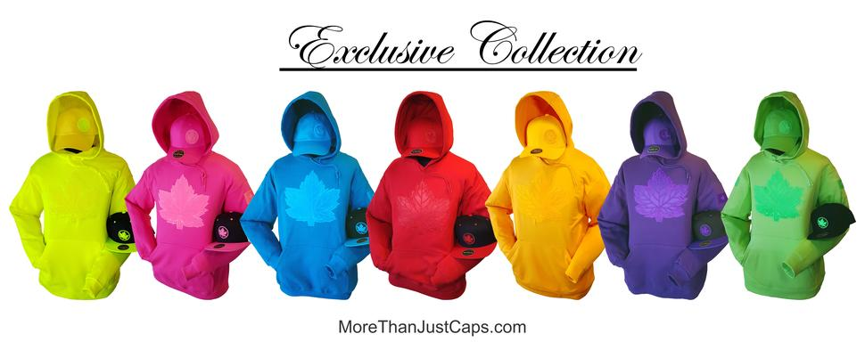 Exclusive Collection Hoodies