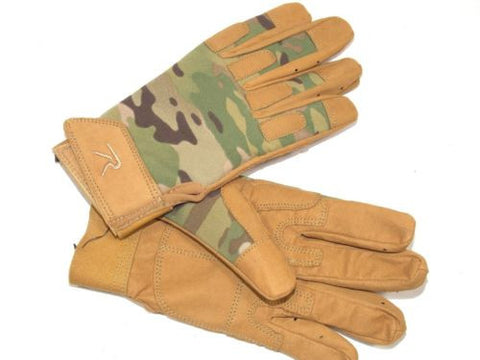 Multicam Tactical Shooting Glove