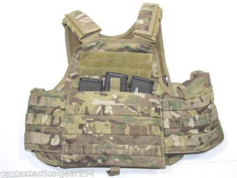 Rothco Multicam Plate Carrier Tactical Vest