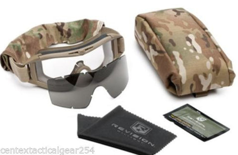 MULTICAM Revision Desert Locust Tactical Goggles