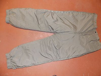 Extreme Cold Weather Pants Primaloft Level 7 Insulated Trousers X-Large/Long
