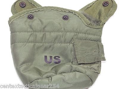 Military Army Surplus OD Green 1 Quart Canteen Alice Clip Pouch Olive Drab Cover