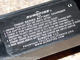 SUREFIRE Battery Charger B65 Rechargeable Battery Recharge Kit CN200 (USED)