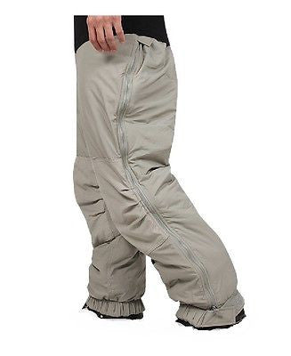 PRIMALOFT Extreme Cold Weather Pants Gen III ADS Level 7 Trousers PCU Urban Grey