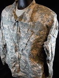 Army Digital ACU Combat Uniform Top FRACU Flame Resistant Coat Shirt Jacket