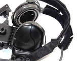 BOSE Triport Tactical Headset Headphones w/ Boom Mic Noise Reduction Radio Comms