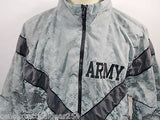 "The New Improved Army Reflective Digital ACU PT Jacket ""Reveal"" IPFU Large/Long"