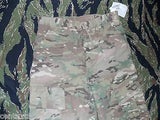 Army Multicam Tactical Cargo Pants BDU Trousers Fatigues OCP Small/X-Long