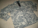 MASSIF Army ACU Digital FREE LWOL Jacket Nomex Cold Weather LARGE/SHORT