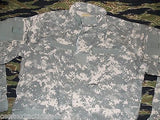 Army Aircrew Uniform Jacket ACU Digital UCP Flight Top NOMEX ARAMID A2CU