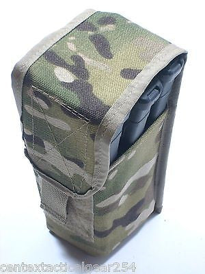 MULTICAM 5.56/.223 3 X 30 Round Magazine MOLLE Pouch Triple Mag Holder USA Made