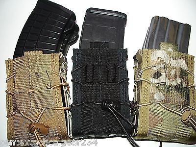 HSGI X2R Taco Universal Fit Double Magazine Rifle Mag Carrier MOLLE Pouch 2x30