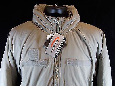 Army Extreme Cold Weather Jacket Gen 3 Primaloft Level 7