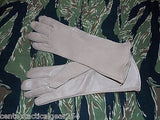 Military NOMEX Flyers Gloves Tactical Flight Glove Leather Flame Resistant Tan