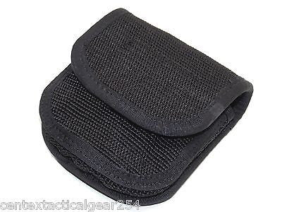 Handcuff Pouch Hinged or Chained Handcuffs Single Cuff Case Duty Pouch Made USA