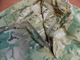 MULTICAM Advanced Army Combat Pants Knee Pad Slots Tactical Cargo Pant Large/Lng