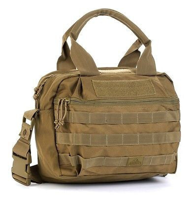 Ammunition Bag Ammo Pack Range Sling Bag Shoulder Carry MOLLE Pistol Concealment