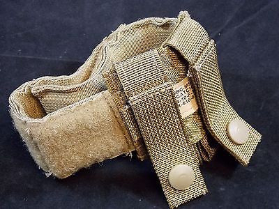 Eagle Industries MOLLE Slung Weapon Belt Catch USMC Recon Coyote Brown FSBE