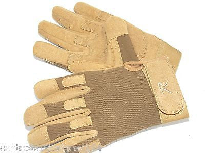 Coyote Brown Tan Tactical Combat Gloves All Purpose Duty Shooting Glove NEW