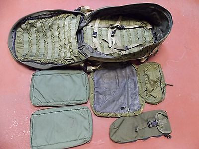 CAMELBAK TACTICAL MEDIC AID BAG MOLLE MODULAR HYDRATION PACK PROTOTYPE OD GREEN