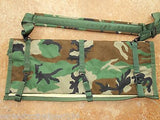 Military Surplus Woodland BDU Spare Barrel Bag M240B/ M249 SAW Heat Resistant