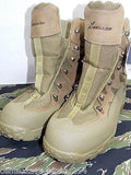 WELLCO M760 Military Combat Hiker Boot Hot Weather Boots Mojave Olive
