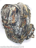 MOSSY OAK CAMO Large Tactical Assault Pack MOLLE Backpack Ruck Sack Bug Out Bag