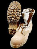 ALTAMA Military Desert Tan Hot Weather Boots Army Combat Boot Vibram 12.5 R