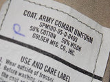 Army ACU Digital Combat Uniform Top UCP Coat Jacket Blouse 50/50 Cotton Nylon