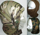 Military Tactical Neck Gaiter Face Warmer Balaclava Ski/Dust Mask Recon Wrap