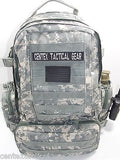 ACU Digital Large Tactical Assault Pack MOLLE Backpack Ruck Sack Bug Out Bag