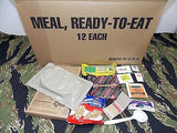 MRE Single Pack Entree Meal Ready To Eat MREs Emergency Survival Food Rations