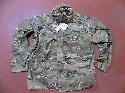 MULTICAM GEN III ADS Level 5 Soft Shell Jacket Cold Weather Parka Large/Long